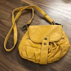 UrbAn Outfitters Leather Crossbody Satchel